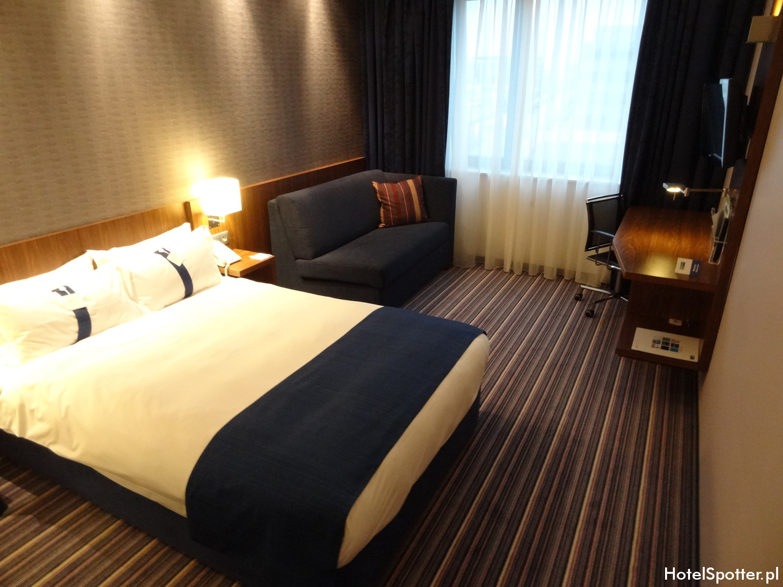 Holiday Inn Express Warsaw Airport pokój