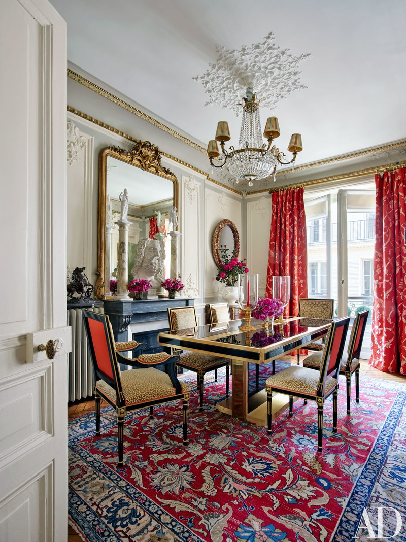 Timothy Corrigan Interior Designer Paris Cool Chic