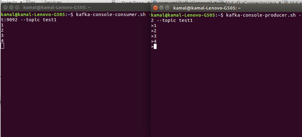 Apache Kafka Install, Configuration and ConsumerGroups | My