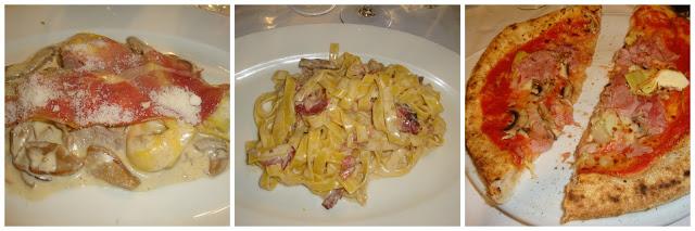 Onde comer em Bolonha - Nicola´s Pizzeria