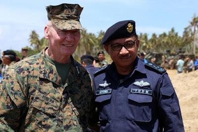 Putera Lapis Mahang My Military Life Af 105 New Chief Of