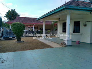BUKIT SENTOSA 2 RAWANG BANGLOW HOUSE FOR SALE
