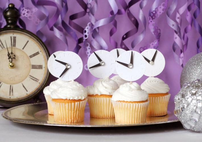 7 Ideas para decorar la fiesta de Fin de Año con relojes