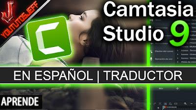 Camtasia Studio, Camtasia Studio 9, español