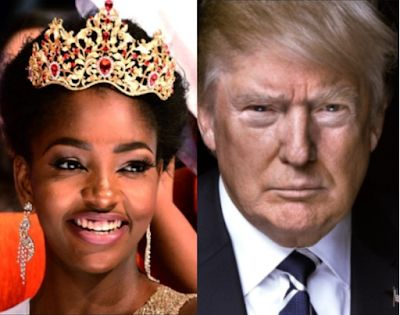 How the US pulling out of the Paris Agreement will affect Niger-Delta - Miss Nigeria writes open letter to Donald Trump