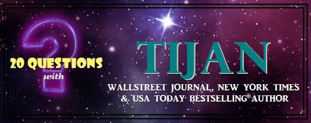 [20 Questions] TIJAN @TijansBooks