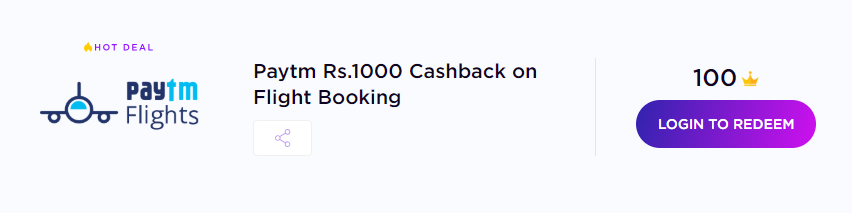 How To Redeem Points to Paytm Voucher
