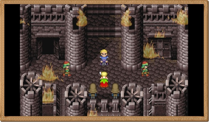 Final Fantasy 6 PC Gameplay