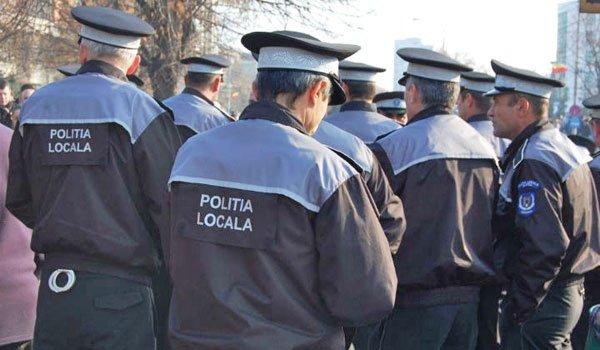 desfiintarea politiei locale