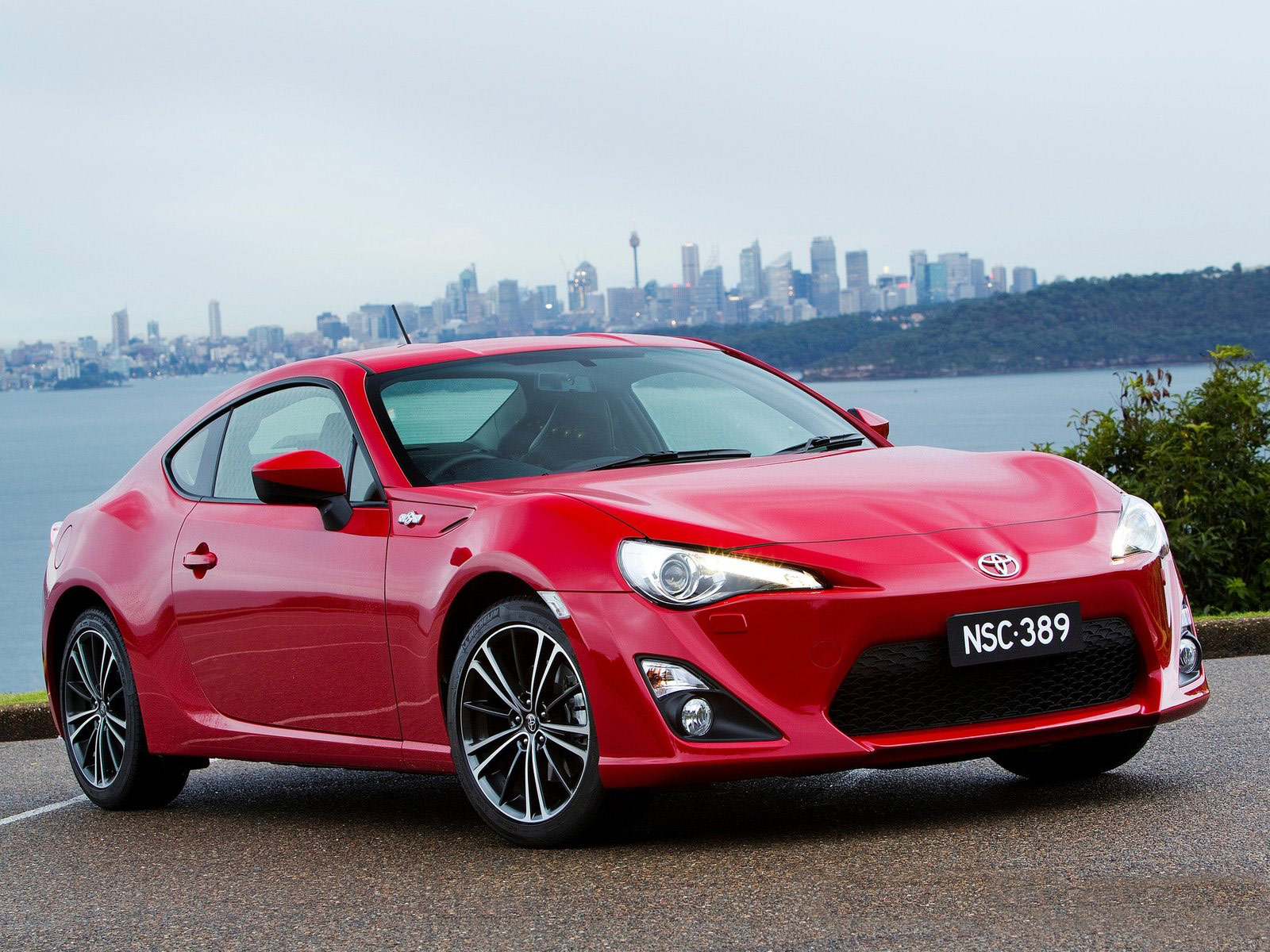 2012 Toyota 86 GTS Car Insurance Information