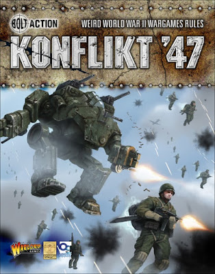 Bolt Action: Konflikt '47