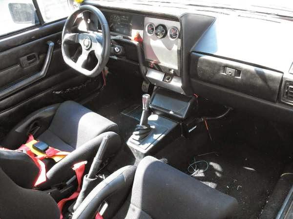 Vw Gti Rabbit Turbo V Interior