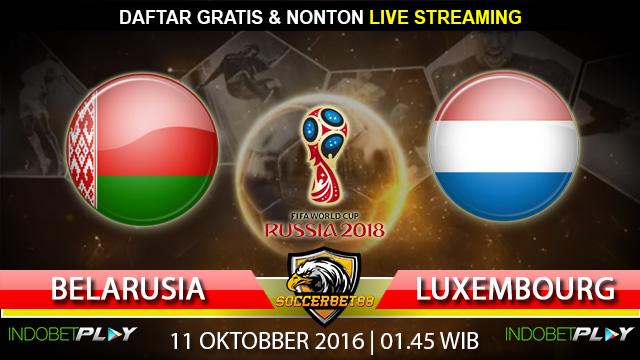 Prediksi Belarusia vs Luxembourg 11 Oktober 2016 (Piala Dunia 2018)