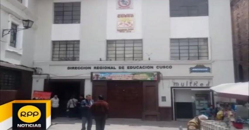 Policías custodiarán colegios de Cusco para prevenir casos de agresión entre escolares