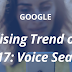 The Rise of Voice Search Trend: How it will affect the SEO in 2017?