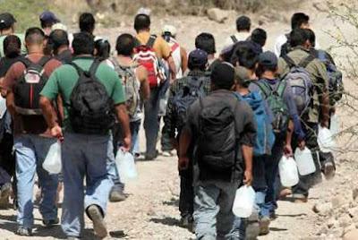 migracion en el salvador huerfanos del triangulo norte