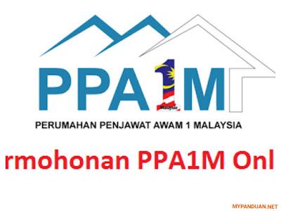 Permohonan PPA1M Perumahan Penjawat Awam 1Malaysia Online