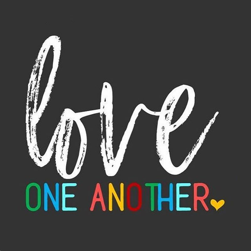 Love One Another: Living Water: Love One Another