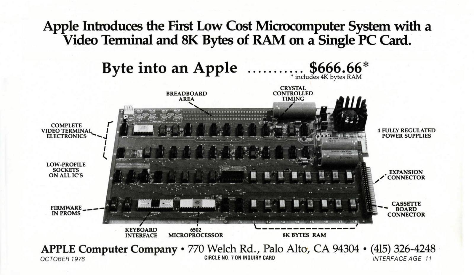 Modkit Blog: Remembering Steve Jobs' DIY Beginnings: From