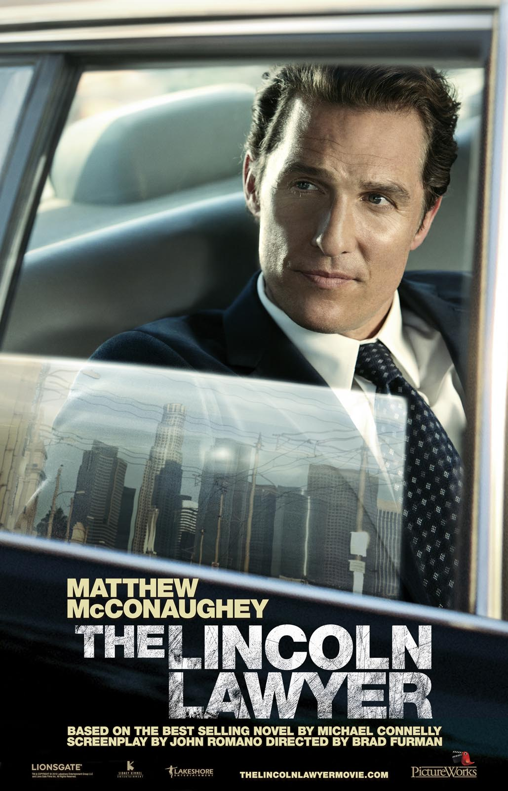 ee3b9344ccfc8 A Constantly Racing Mind...  The Lincoln Lawyer - a Review