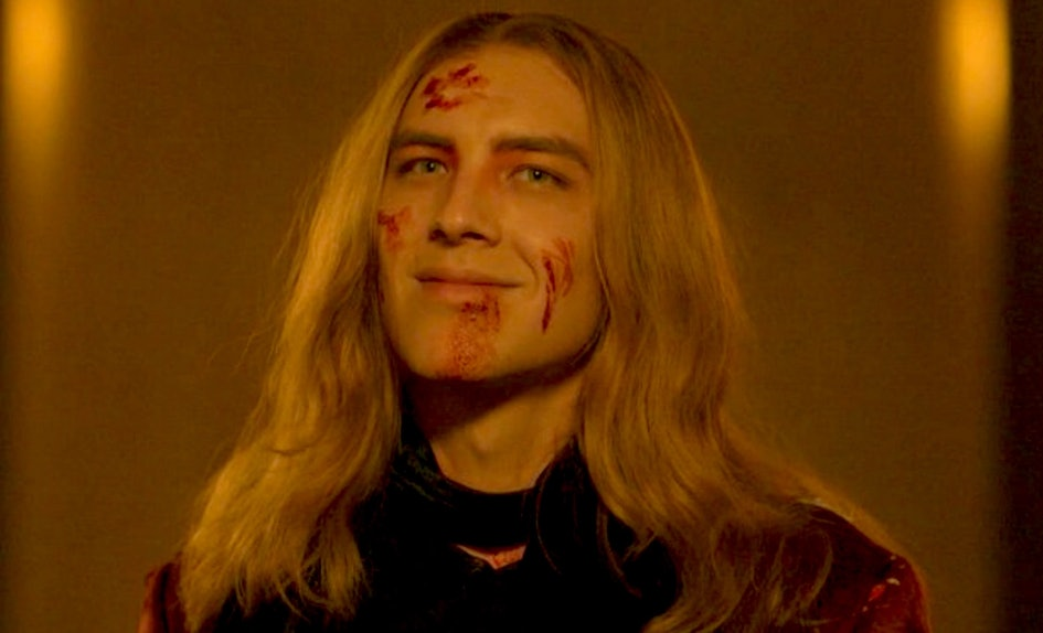 Cody Fern da vida a Michael Langdon en 'American Horror Story: Apocalypse'