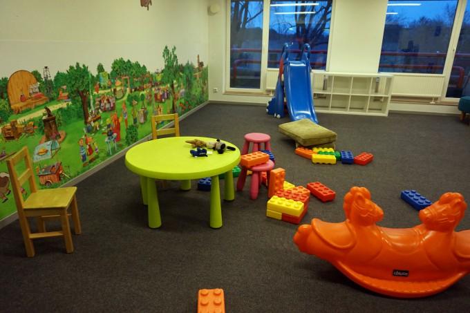 Tallinnan Pirita Spa Hotel, leikkihuone / lapsiperheen kokemuksia