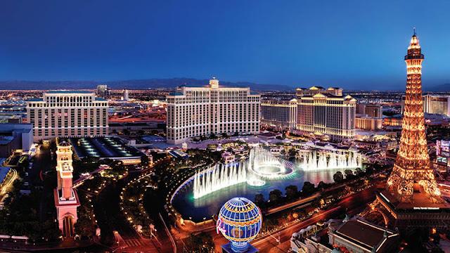 Comparador de preços para seguro viagem em Las Vegas