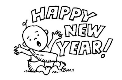 New Years Clip Art