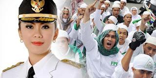 FPI Karawang Berangkat ke Jakarta