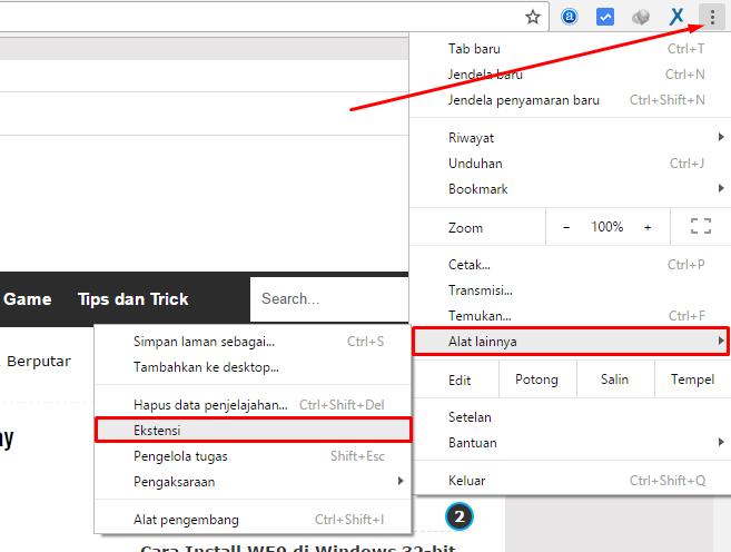 Anonymox Chrome Google