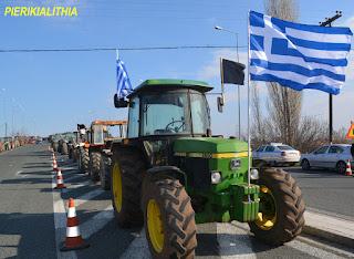 Έφθασε ο Γενάρης και οι αγρότες αποφάσισαν σήμερα να στήσουν μπλόκα σε όλη τη χώρα...
