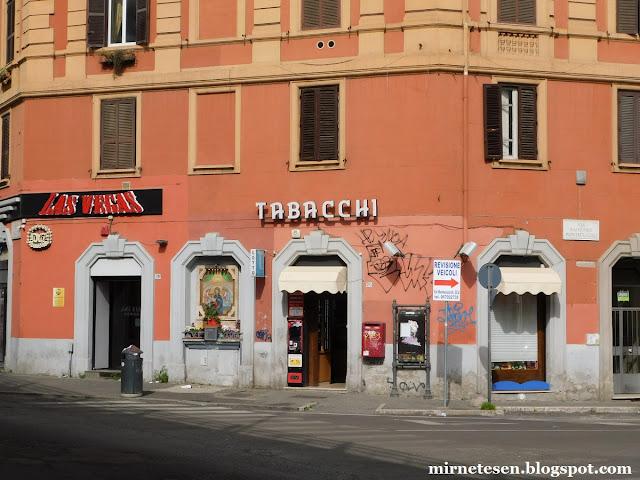 Пренестино / Тибуртино - вариант где остановиться в Риме