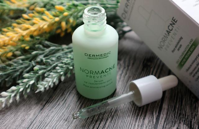Dermedic Normacne Preventi Сыворотка для сужения пор