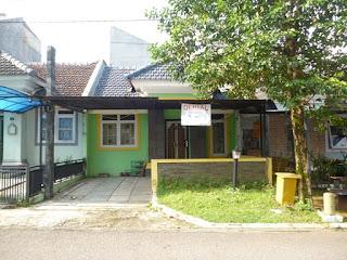 Rp.750.000.000 Dijual Cepat Rumah Siap Huni Best Location di Besakih Sentul City (code:188)
