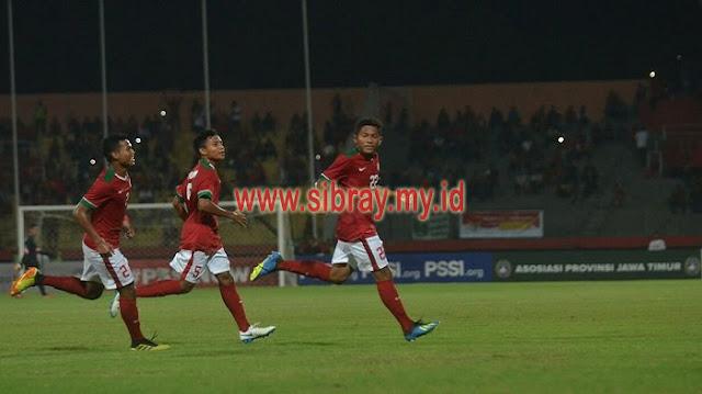 Kerjasama Bagas Kaffa-Bagus Kahfi Bawa Timnas U-16 Indonesia Unggul 8-0 Atas Filipina