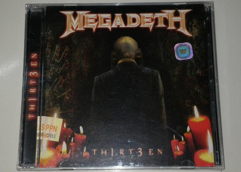 Megadeth - 13 Lyrics | Musixmatch