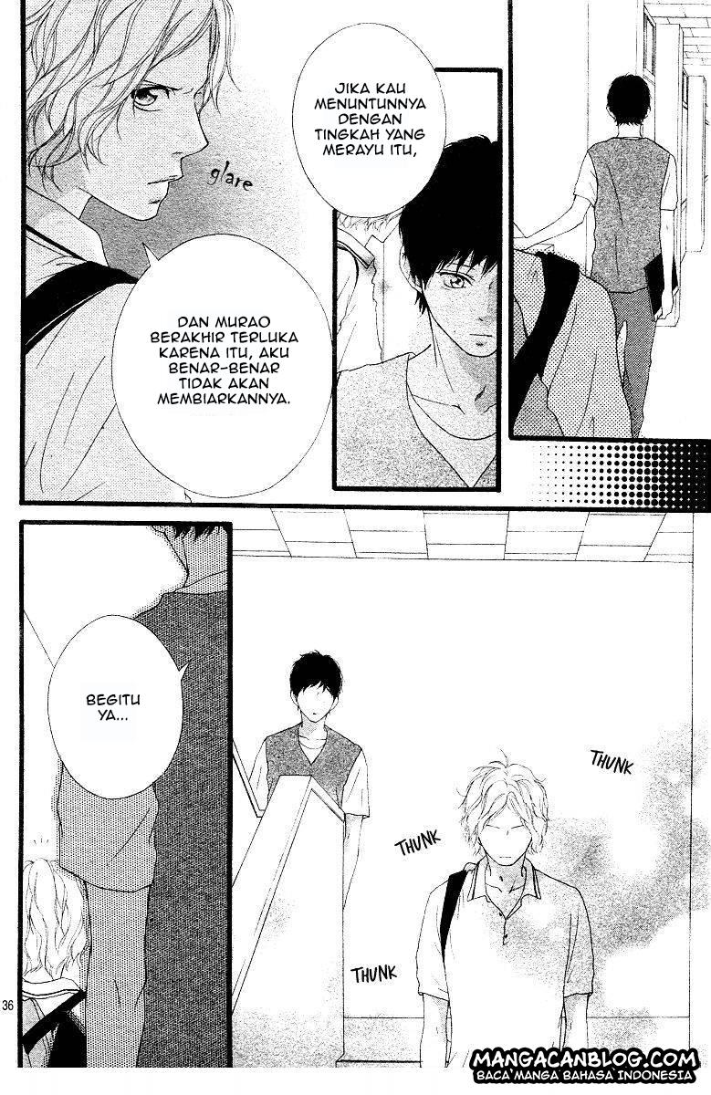 Ao Haru Ride Chapter 14-37