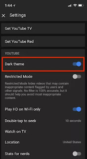 YouTube-Dark-Mode