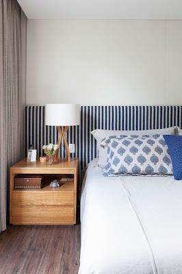 cabeceira de cama para quarto de casal