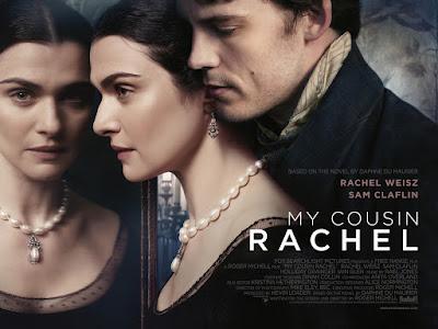 My Cousin Rachel 2017 Banner Poster