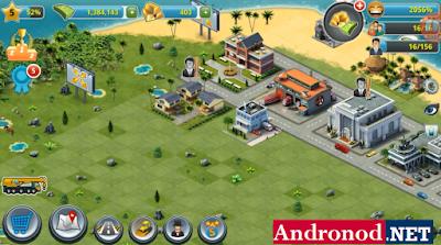 City Island 3 Building Sim v1.8.8 Mod Apk (Unlimited Gold+Money) Terbaru