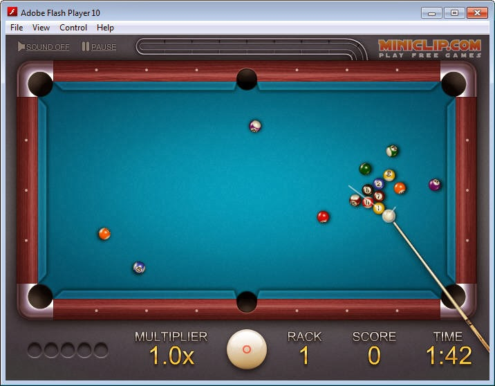 Game billiard offline gratis untuk pci ezpast.