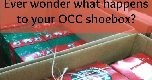 What I Saw in an Operation Christmas Child Shoebox