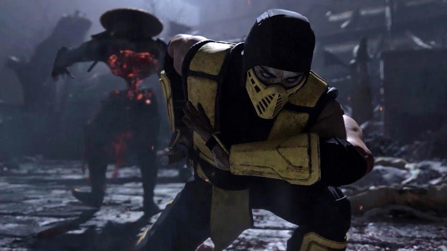 Mortal Kombat 11, Scorpion, 4K, 3840x2160, #15 Wallpaper
