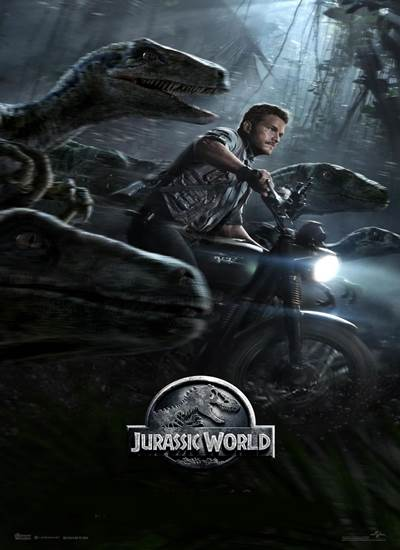 Download Jurassic World: O Mundo dos Dinossauros Dublado (2015)