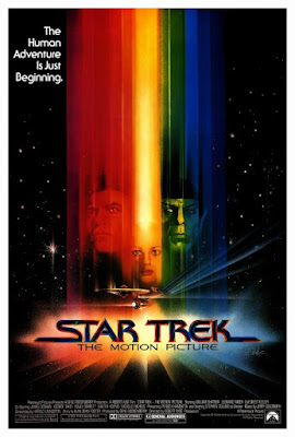 Star Trek: The Motion Picture Final Theatrical One Sheet Movie Poster