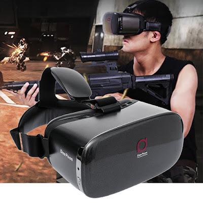 Disfruta más de tus juegos con las gafas de realidad virtual DeePoon E2