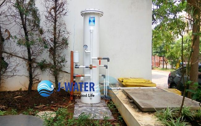 filter air sumur pakuwon surabaya