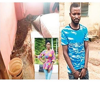 Daughter Of Ex-Deputy Governor Murdered By Boyfriend Appeared As Ghost (Update)