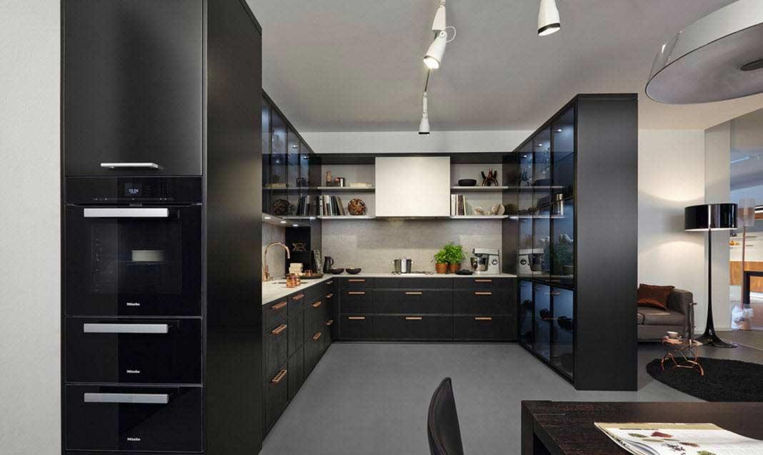 Modern German kitchen design ideas and cabinets - 30 ...